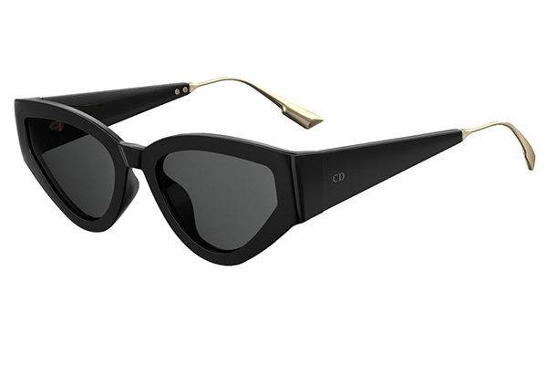 Christian Dior Catstyledior1 807/2K BLACK 53 Donna
