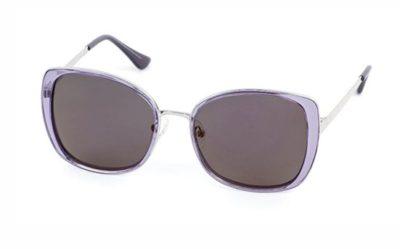 EstherOptica House brand Re-476 C1 Violet Transparent 55 Donna