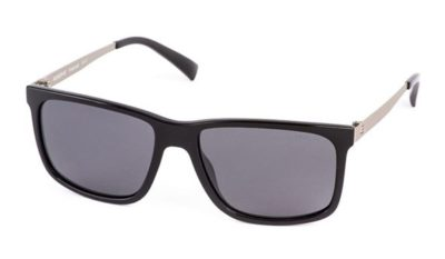 EstherOptica House brand Re-S488 01 Black grey 57 Uomo