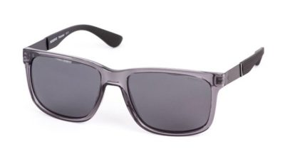 EstherOptica House brand Re-S498 003 Transparent gray 57 Uomo