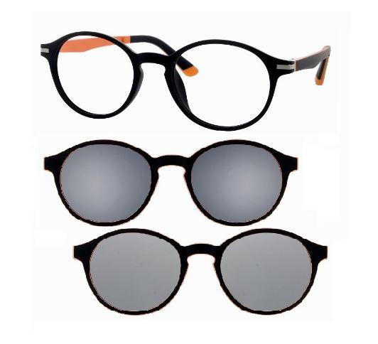 CentroStyle F007846146000 MATT BLACK/INSID
