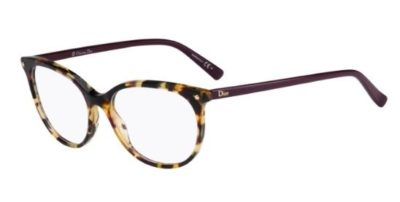 Christian Dior Cd3284 LBV/16 HAVANA PLUM 53 Donna