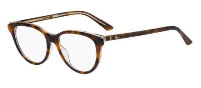 Christian Dior Montaigne17 G99/16 BLCK CRYSTAL 53 Donna