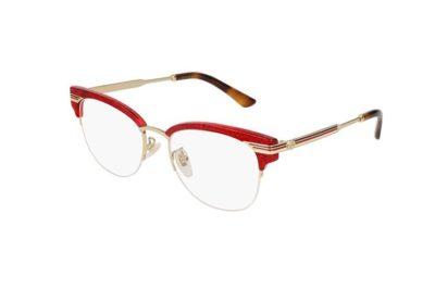 Gucci GG0201O 003-red 50 Donna