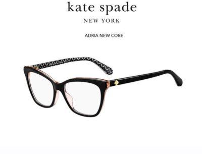 Kate Spade Adria 3H2/16 BLACK PINK 52 Donna