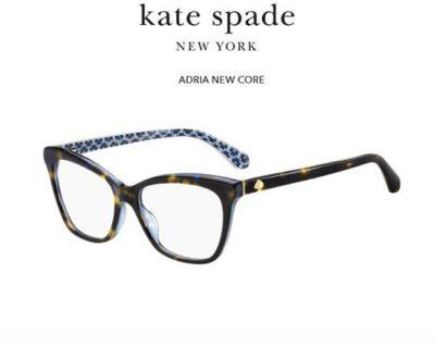 Kate Spade Adria IPR/16 HAVANA BLUE 52 Donna