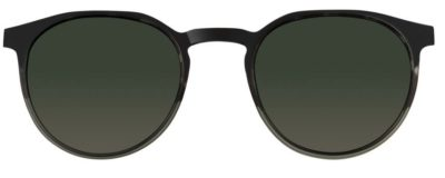 MODO DIDESSA clip on green tortoise gradient 48 Unisex