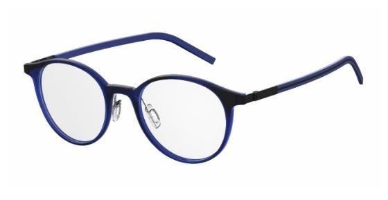 Safilo Sa 1077 X8T/19 BLUEHVN BLUE 48 Uomo