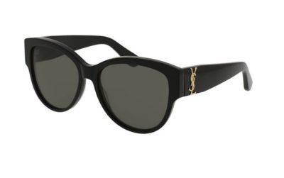 Yves Saint Laurent SL M3 black 55 Donna