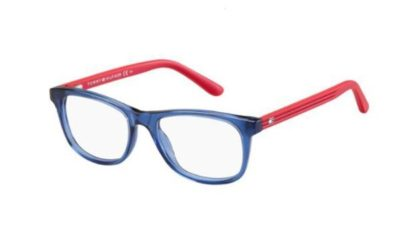 Tommy Hilfiger Th 1338 H8A/16 BLUE RED 46 Bambino