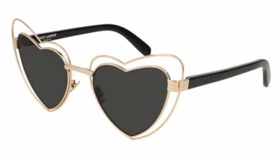 Yves Saint Laurent SL 197 LOULOU 002-gold-black-grey 57 Donna