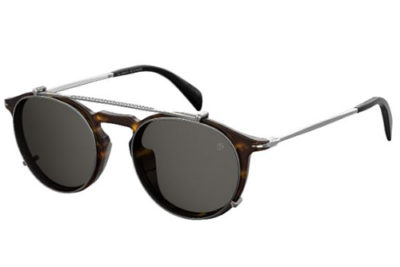 David Beckham Db 1003/g/cs 086/IR DARK HAVANA 49 Uomo