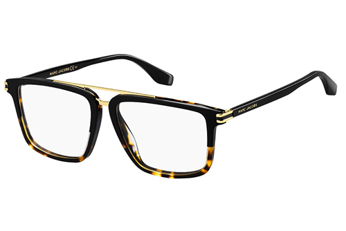 Marc Jacobs Marc 472 WR7/16 BLACK HAVANA