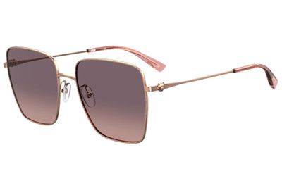 Moschino Mos072/g/s DDB/3X GOLD COPPER