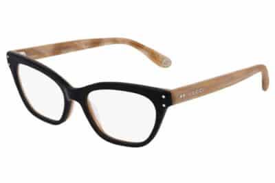 Gucci GG0570O 007 black brown transpare