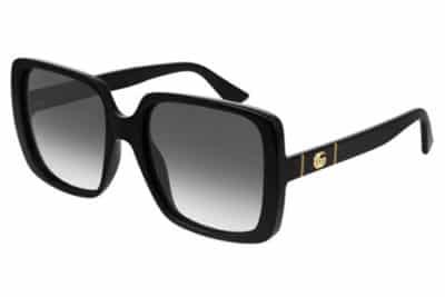 Gucci GG0632S 001 black black grey