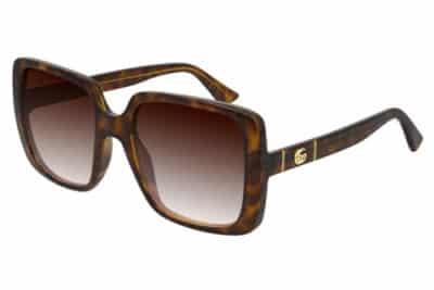 Gucci GG0632S 002 havana havana brown
