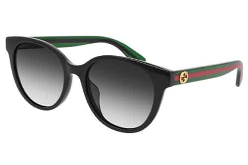Gucci GG0702SK 004 black green grey