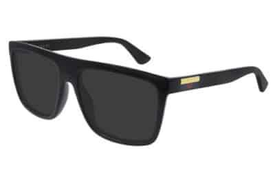 Gucci GG0748S 001 black black grey