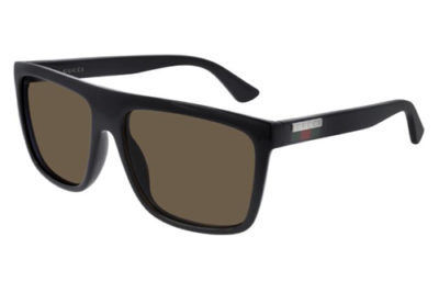 Gucci GG0748S 002 black black brown