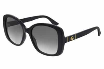 Gucci GG0762S 001 black black grey