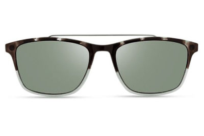 MODO ALTON clip on green tort gradient 54 Uomo