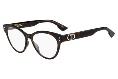 Christian Dior Diorcd4 086/16 DARK HAVANA
