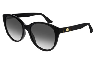 Gucci GG0631S 001 black black grey